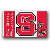 NCAA North Carolina State 3' x 5' Flag