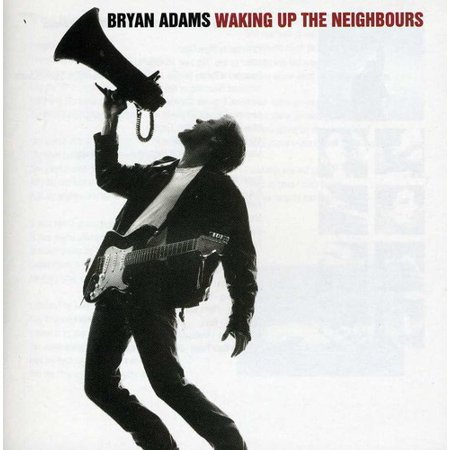 Waking Up the Neighbours (CD) (Best Music To Wake Up To)