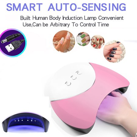 Outtop 36W LED UV Nail Gel Curing Lamp Light Nail Gel Polish Dryer Nail Art Machine