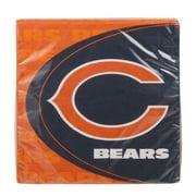 Hallmark Napkins NFL Chicago Bears 16 CT by Hallmark Cards/Hallmark Spec'L