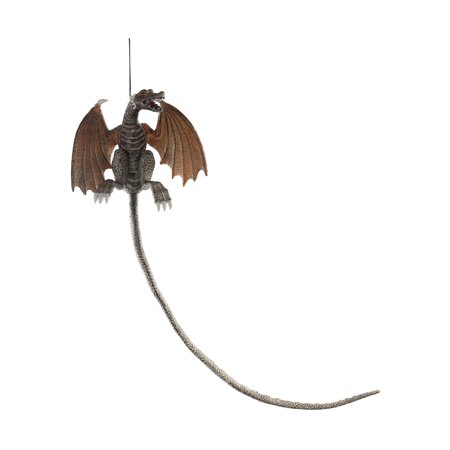 Hanging Pet Dragon Halloween Decoration - Pet Shop Halloween
