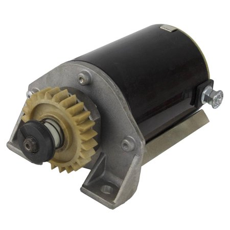 NEW 12V 24T CCW STARTER FITS BRIGGS AND STRATTON INTEK 5-7 HP HORIZONTAL SHAFT ENGINES 694504 ()