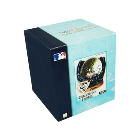 Water Globe San Diego Crystal Baseball Limited Edition Water Globe Petco Park