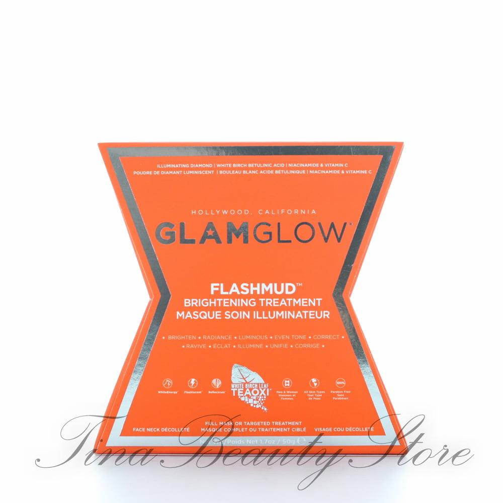GlamGlow FlashMud Brightening Treatment 1.7oz/50g