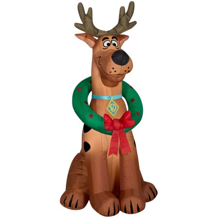 Scooby Doo Airblown Inflatable, 5' ()
