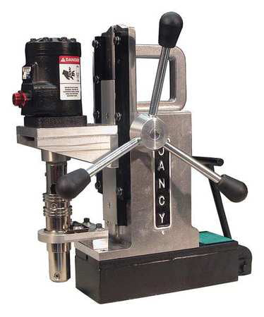 JANCY SLUGGER JMH1200 Magnetic Drill Press, 2In, 48lb., Cordless by JANCY SLUGGER