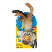JW Pet Cataction Wobble Egg with Feathers