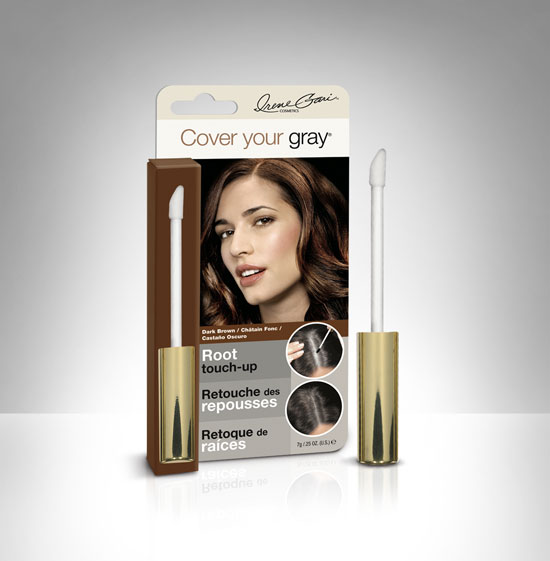 CYG Root Touch-up -- Dark Brown