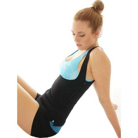 Sauna Hot Tank Top Vest Slimming Shapewear Weight Loss Shaper Waist