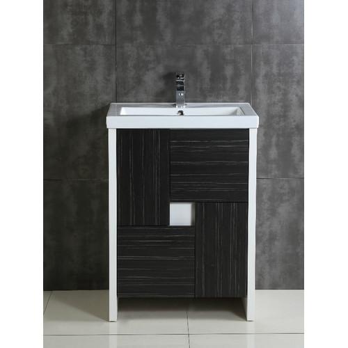 Fine Fixtures Midland 24'' Single Bathroom Vanity Set by Overstock