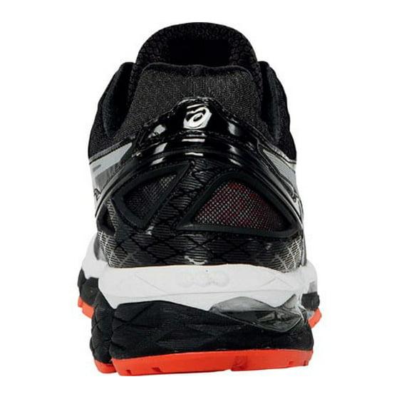 364372a0b9a1 ASICS - Asics Men s Gel-Kayano 22 Lite-Show Carbon   Silver Cherry Tomato  Ankle-High Running Shoe - 6M - Walmart.com