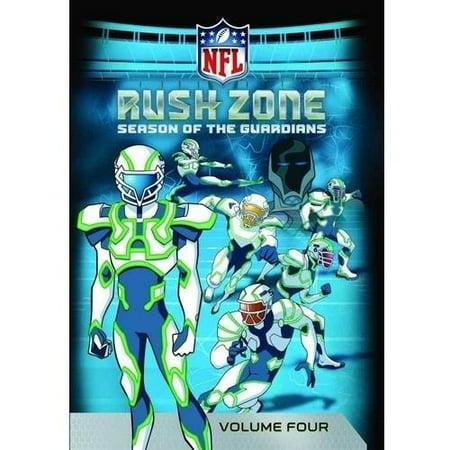 Nfl Rush Zone  Season Of The Guardians  Volume 4