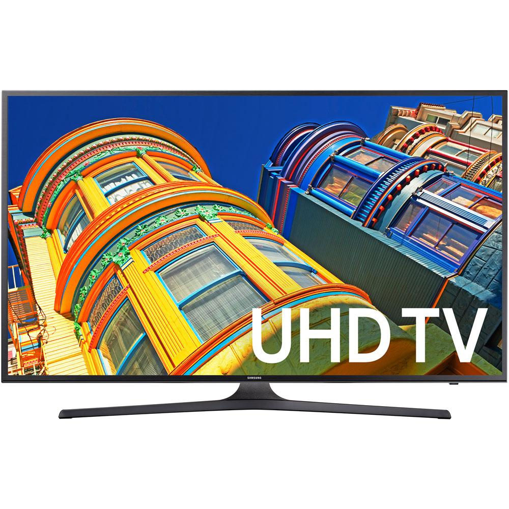"Refurbished Samsung 43"" 4K (2160P) Smart LED TV (UN43KU6300F)"
