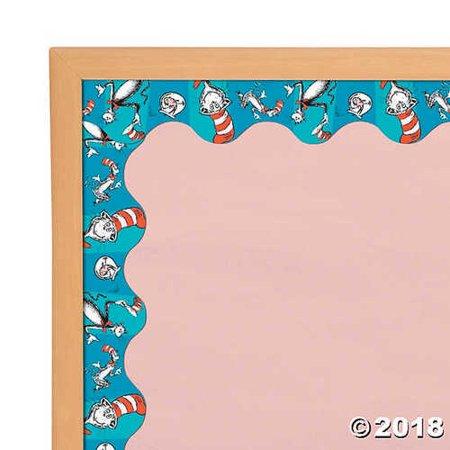 The Cat in the Hat™ Bulletin Board Border](Bulletin Borders)