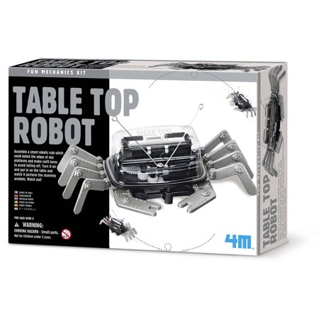 4M Table Top Robot Science Kit](Robot Kits For Adults)