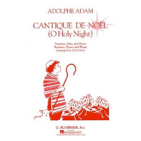 Cantique de Noel (O Holy Night) : Vocal Duet