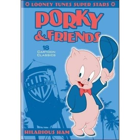 Looney Tunes Super Stars: Porky & Friends - Hilarious Ham