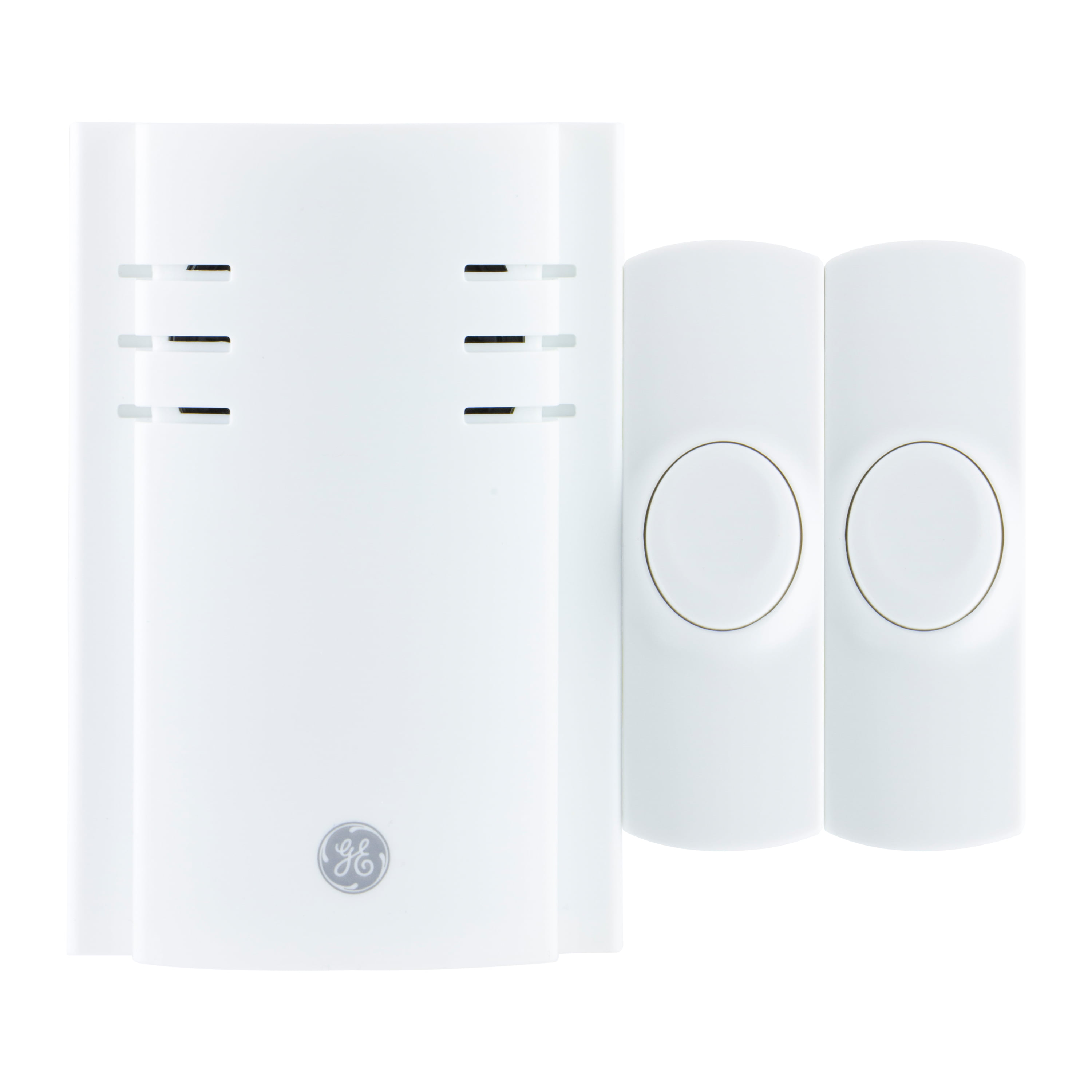 Ge Plug In Wireless Door Chime With 2