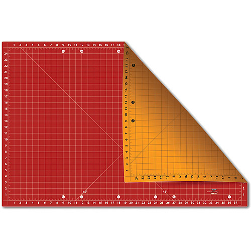 "Sullivans USA Double Sided Cutting Mat, 27"" x 40"""