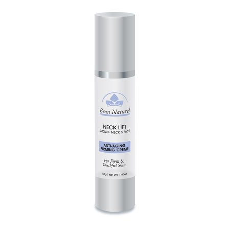Totally Products Beau Natruel Instant Neck Lift-Smooth Neck & Face-Anti-Aging Firming