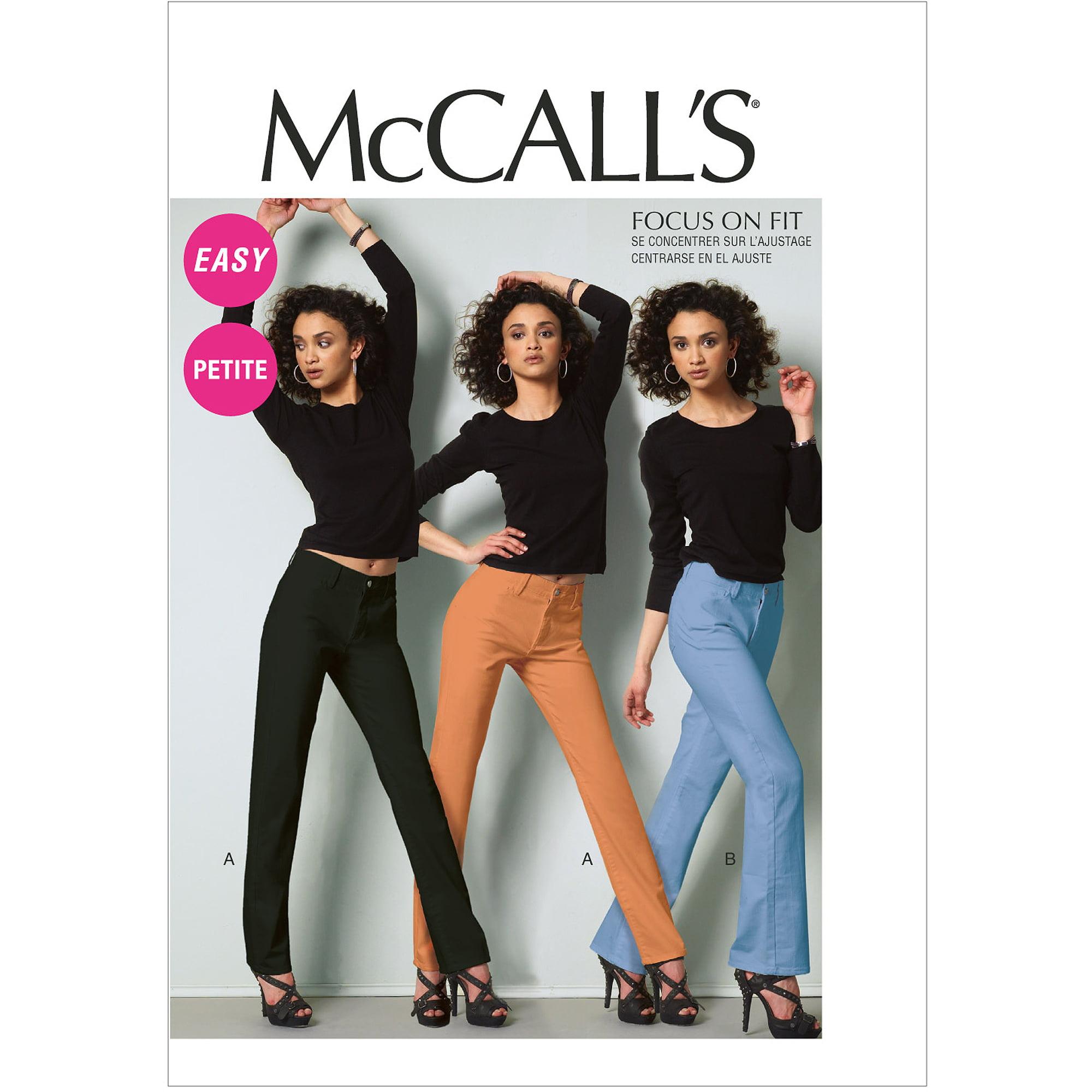 Misses'/Miss Petite Jeans-A5 (6-8-10-12-14)