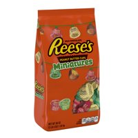 Reese's, Holiday Miniatures Peanut Butter Cups, 36 Oz.