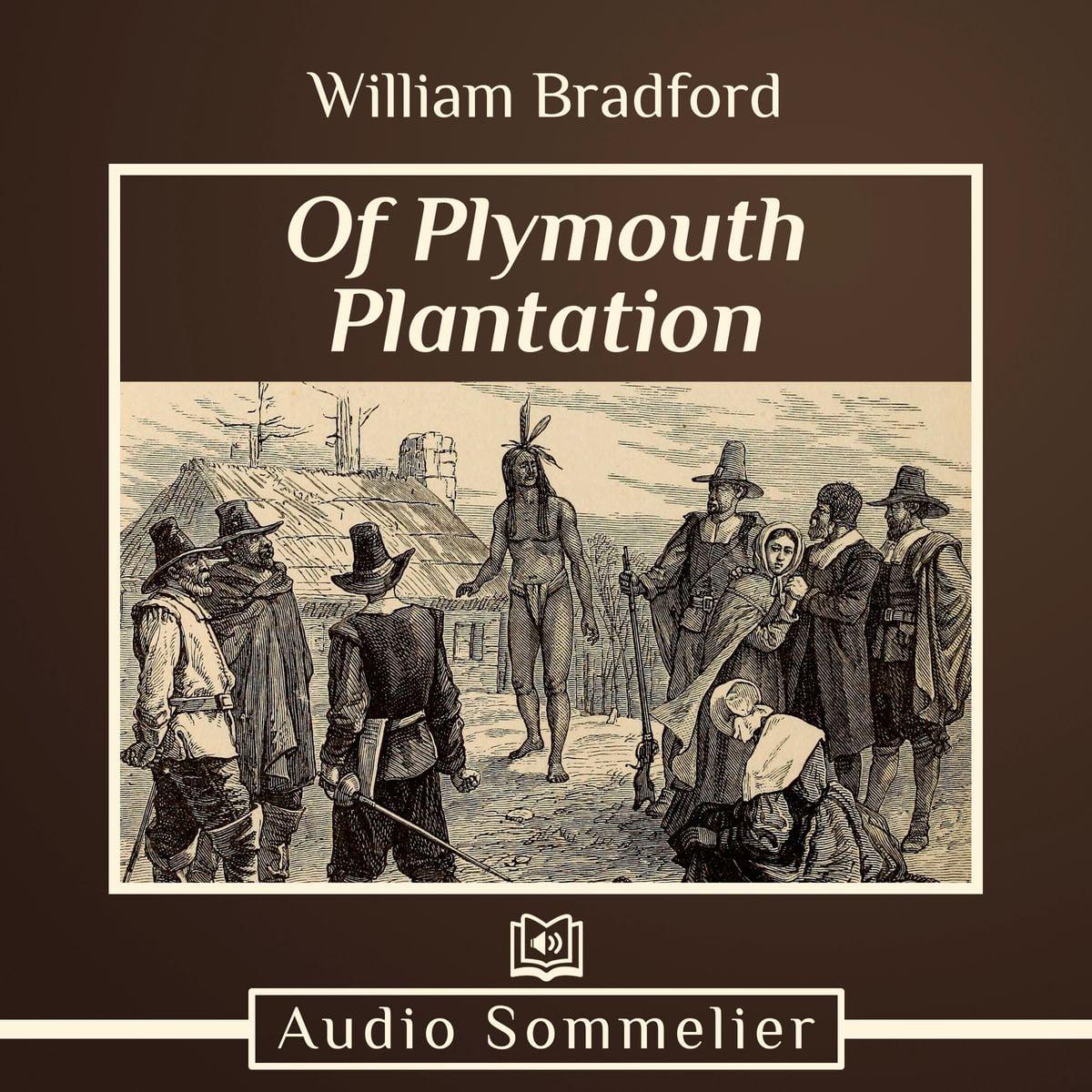 Of Plymouth Plantation - Audiobook - Walmart.com - Walmart.com
