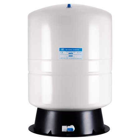 - iSpring T11M Pressurized Water Storage Tank for Well and Reverse Osmosis RO Systems 11 Gallon
