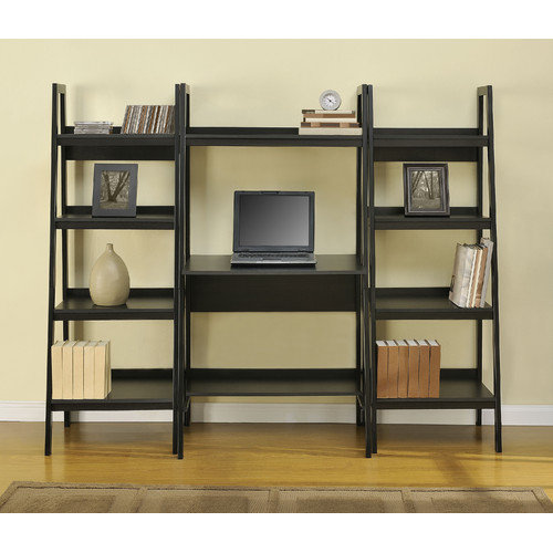 Altra Furniture Ladder Bookcase Bundle