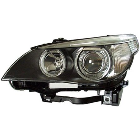 2007 bmw 525i headlights