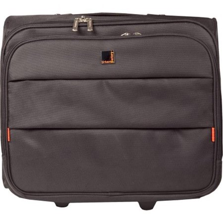 53d35fdbad02 Urban Factory CBT06UF City Business Carrying Case for 14.1 in. Notebook  with Telescopic Arm