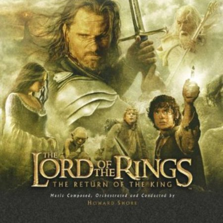 The Lord of the Rings: The Return of the King Soundtrack