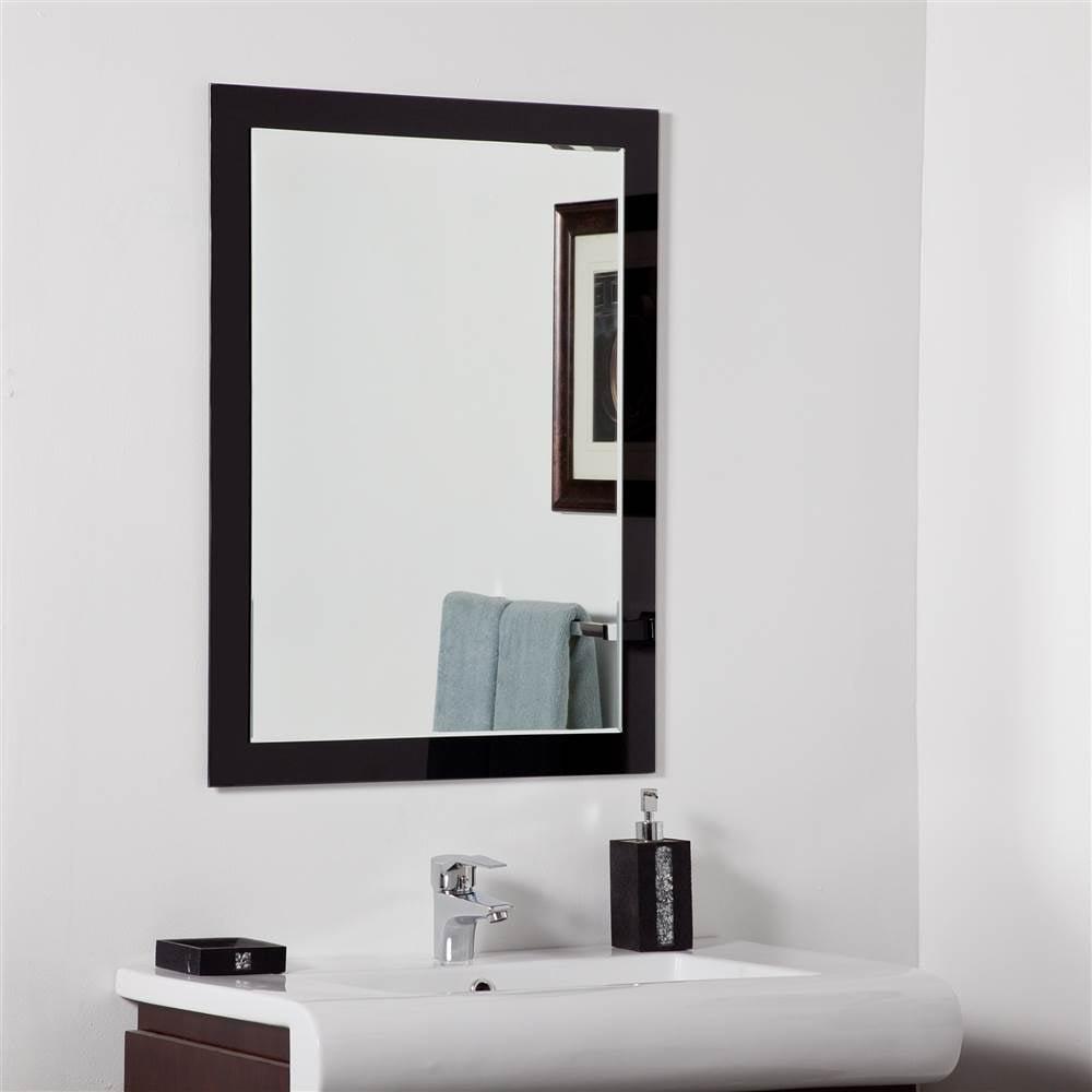 Bathroom Mirrors - Bright Bathroom