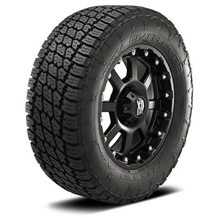 Nitto Terra Grappler G2 265 65R17xl Tire 116T