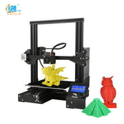 Creality 3D Ender-3 High- DIY 3D Printer Self-assemble 220 * 220 * 250mm Printing Size with Resume Printing Function