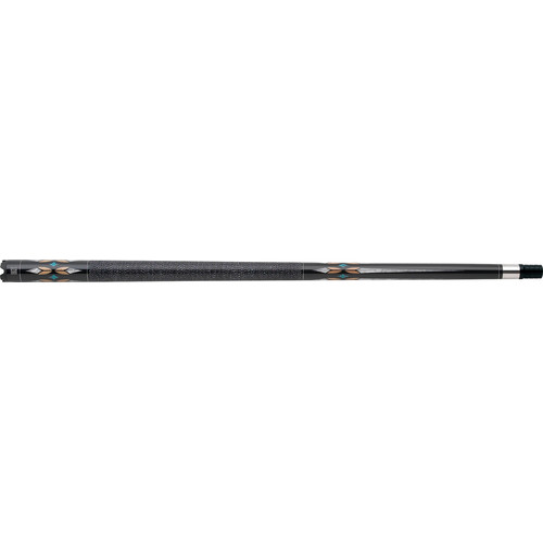 5280 Pool Cues Elevation Pool Cue in Brown Stained Maple with Ebony by 5280 Pool Cues