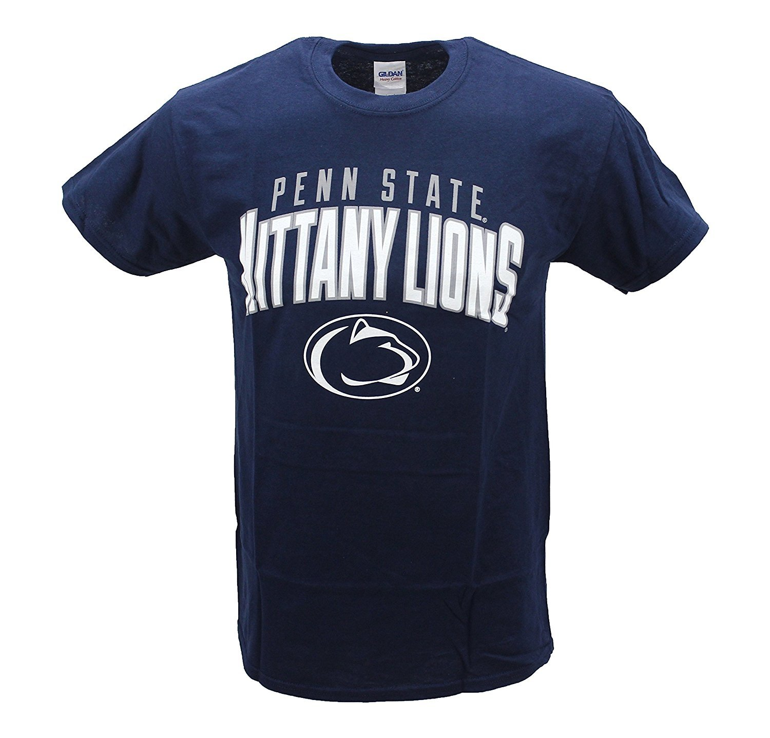 NCAA 4th and 1 Men's Penn State Nittany Lions T Shirt Navy