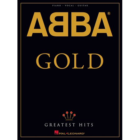 Golden Songbook - ABBA - Gold: Greatest Hits (Songbook) - eBook