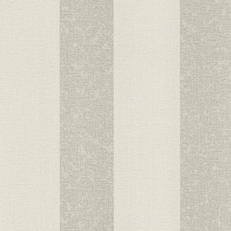 Dash light grey linen stripe wallpaper - Light blue linen wallpaper ...
