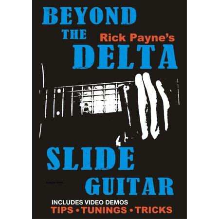 Beyond The Delta Slide Guitar - eBook Slide Guitar Book