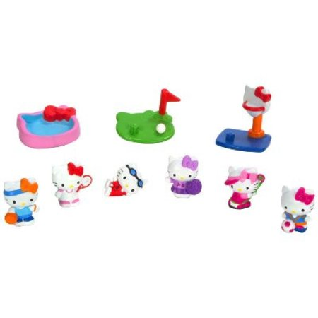 Blip Squinkies Hello Kitty Bubble Pack - Series 6 - Sports with Tiny Toys](Tiny Toys)
