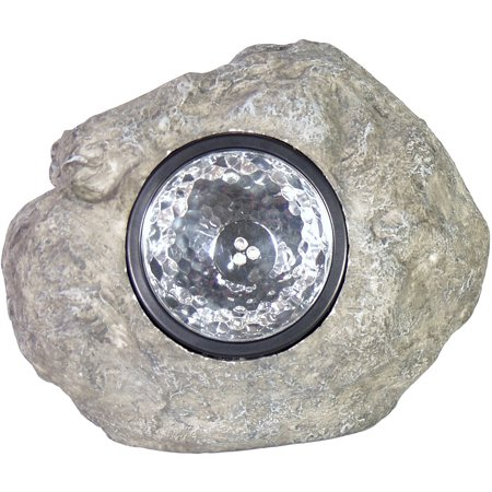 "Echo Valley 23352 5"" Large Solar Rock Spotlight by"