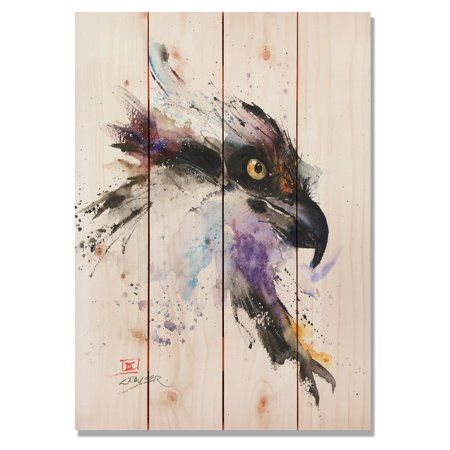 Daydream Sig Series Fish Hawk Indoor Outdoor Wall Art