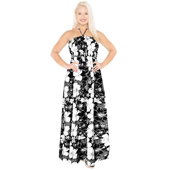HAPPY BAY - HAPPY BAY Beach Cover Up Long Tube Dress Women\'s ...