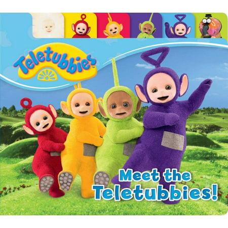 MEET THE TELETUBBIES BB