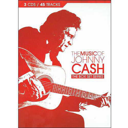 The Music Of Johnny Cash (3 Disc Box Set)