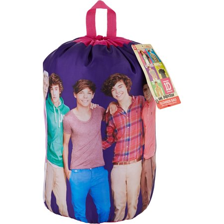 One Direction 1D Sleeping Bag With Carry Pack   Slumber Bag 30  X 54