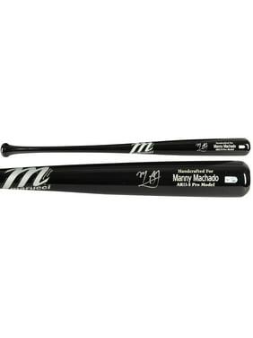 Manny Machado San Diego Padres Autographed Game Model Bat - Fanatics Authentic Certified