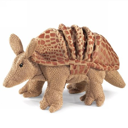 Armadillo Puppet by Folkmanis - 3043