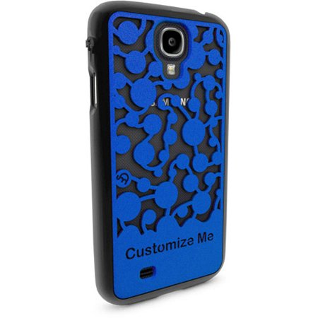sports shoes d0704 3ce90 Samsung Galaxy S4 3D Printed Custom Phone Case - Bubbles Design ...